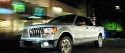 2010 Lincoln Mark LT launched in Mexico