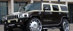 Hummer H2 tuned by Geiger yet again