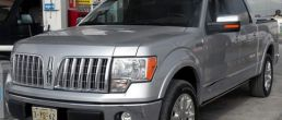 2010 Lincoln Mark LT exclusively for Mexico