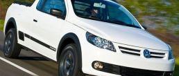 Volkswagen Saveiro pickup truck for Brazil