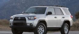 2010 Toyota 4Runner U.S. range revealed