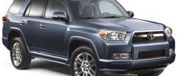 2010 Toyota 4Runner leaked ahead of debut