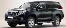 Toyota Land Cruiser UK-spec hints at 2011 Lexus GX