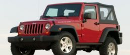 2007-2008 Jeep Wrangler recall over sensor