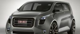 GMC Granite concept at Detroit auto show