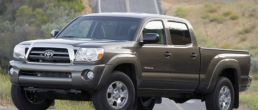 Toyota Tacoma recalled for driveshaft fault