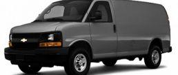 2010 Chevrolet Express & GMC Savana fire recall