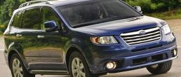 2010 Subaru Tribeca recall for door latches