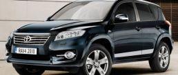 2011 Toyota RAV4 gets Euro facelift