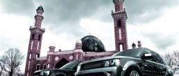 Kahn Design kits for 2010 Range Rover Sport