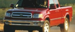 2000-2003 Toyota Tundra frame recall extended