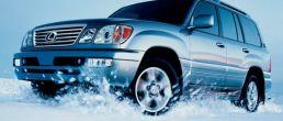 2003-2007 Lexus LX 470 recall for steering column fault