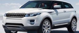 2011 Range Rover Evoque born from LRX Concept