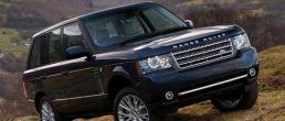 2011 Range Rover receives new upgrades