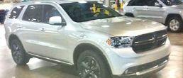 2012 Dodge Durango Magnum first image leaked