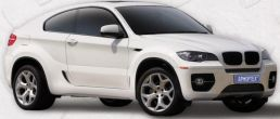 Real BMW X6 by Russian Apmotex