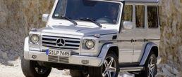 2002-2010 Mercedes-Benz G-Class recall