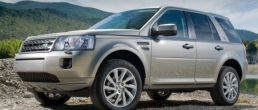 2011 Land Rover Freelander LR2 gets facelift