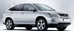 Toyota Highlander and Lexus RX330 brake recall