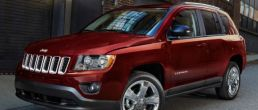2011 Jeep Compass gets facelift and offroad upgrade