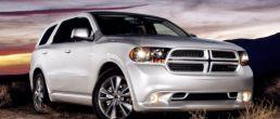 2011 Dodge Durango Heat revealed in Chicago Auto Show