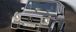 2013 Mercedes-Benz G 63 AMG with turbo V8 debuts