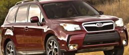 2014 Subaru Forester prices anounced