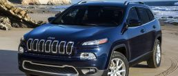 2014 Jeep Cherokee unveiled, set to debut in New York Auto Show