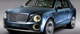 Bentley SUV close to getting approval