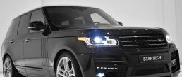 2013 Range Rover modified by Startech to debut in Geneva Motor Show