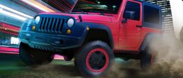 Jeep reveal pictures of Moab concepts