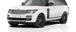 Lumma Design modifies 2013 Range Rover