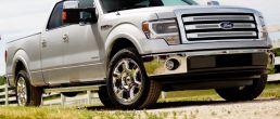 Ford F-Series top-selling vehicle of 2013 in US