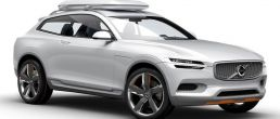 2015 Volvo XC90 previewed in concept XC Coupe form
