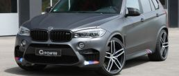 G-Power gives BWW X5 M 750 bhp upgrade