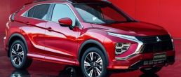 2022 Mitsubishi Eclipse Cross facelift Revealed